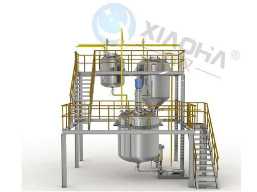 生产型不锈钢反应釜