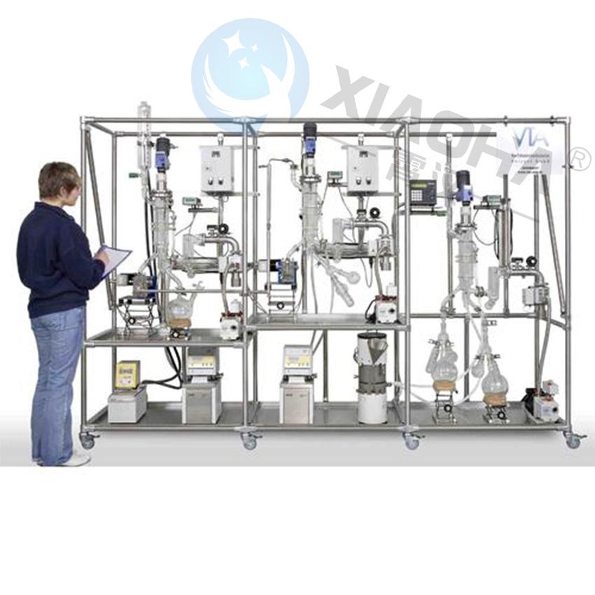 精油提取分子蒸馏装置