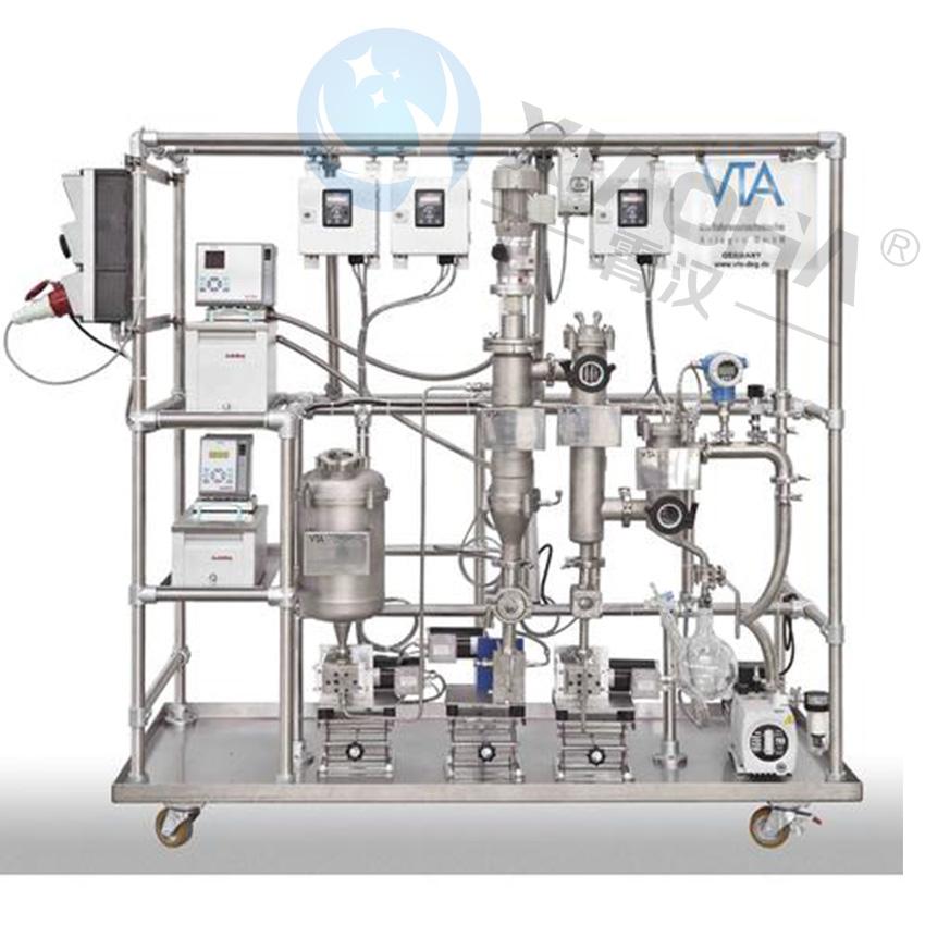 挂模式分子蒸馏装置