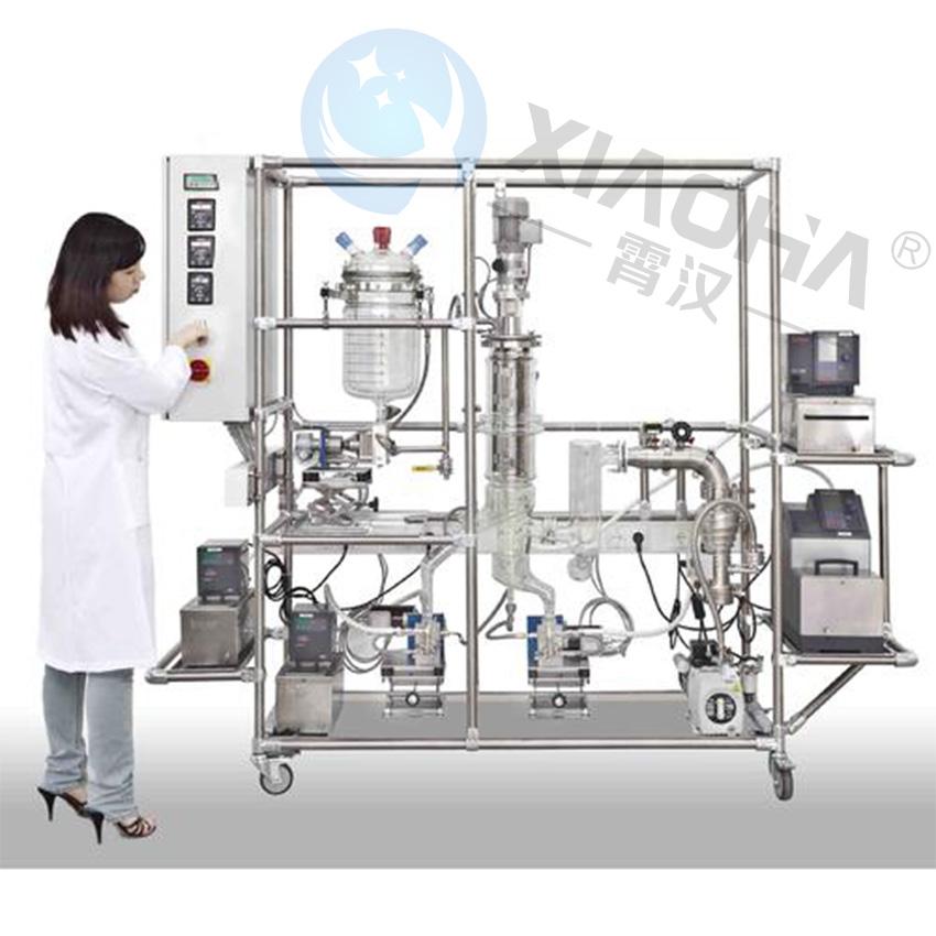 实验室短程分子蒸馏