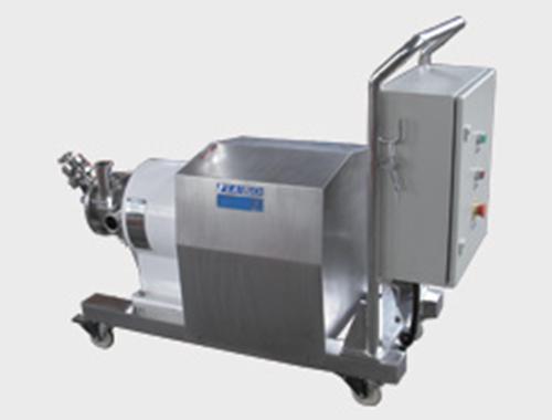 移动式管线式乳化机