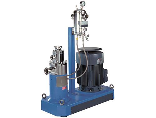 固液分散混合乳化机