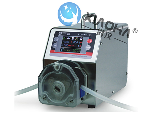 BT100F-1分配智能型蠕动泵 KZ25泵头