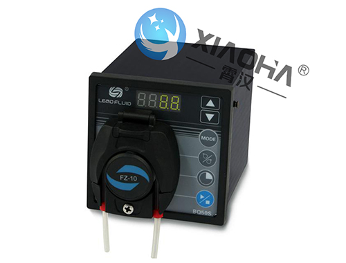 BQ80S微流量调速型蠕动泵FZ10泵头