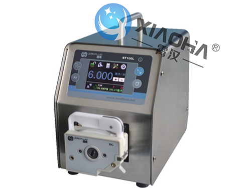 BT100L流量型智能蠕动泵DG泵头