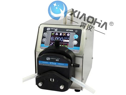 BT100L流量型智能蠕动泵YT15(25)泵头