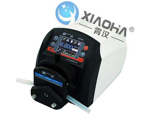 BT101L流量型智能蠕动泵YT15(25)泵头