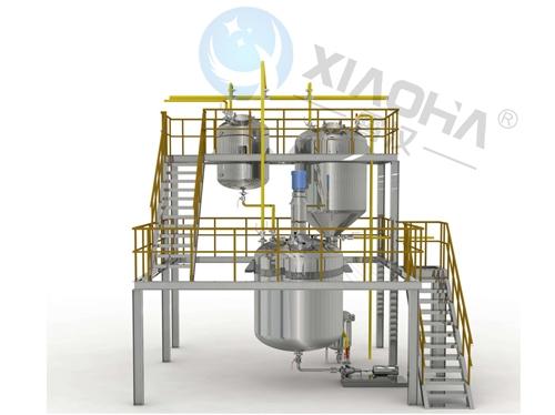 吴江生产型不锈钢反应釜