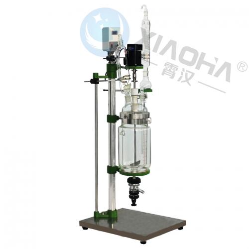 实验室小型玻璃反应釜