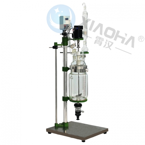 5L实验室多功能玻璃釜