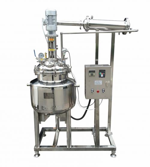 高速均质乳化反应罐