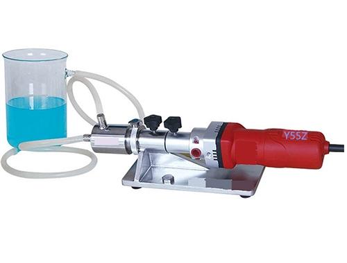 Y55Z实验室管线式高剪切乳化机