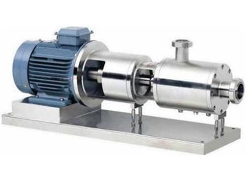 三级管线式剪切泵