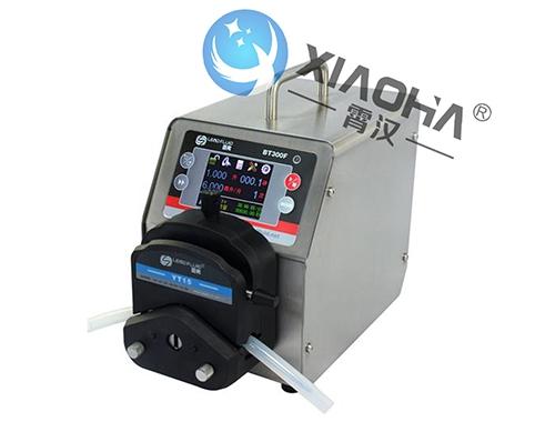 BT100F分配型智能蠕动泵YT15(25)泵头