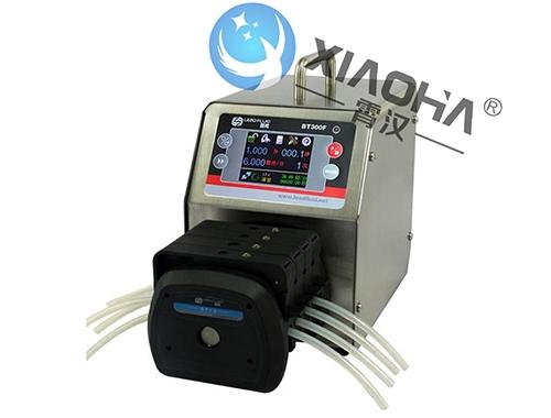 BT100F分配型智能蠕动泵DT10(15)泵头