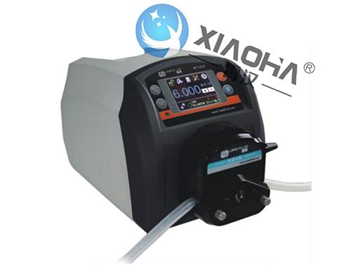 BT101F分配型智能蠕动泵YZ15(25)泵头