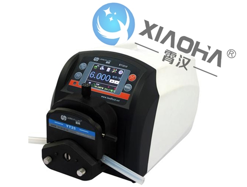 BT101F分配型智能蠕动泵YT15(25)泵头