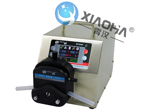 WT300F分配智能型蠕动泵YT15(25)泵头