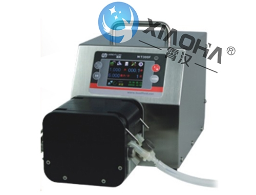 WT300F分配智能型蠕动泵DMD25泵头