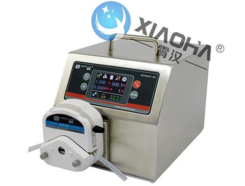 WT600F-65高防护定量智能型蠕动泵YZ15(25)泵头