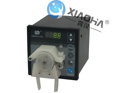 BQ50S/DW10微流量调速型蠕动泵