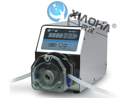 BT100S-1大扭矩基本调速型蠕动泵KZ25泵头