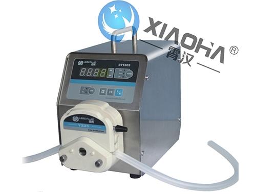 BT100S基本调速型蠕动泵YZ15(25)泵头