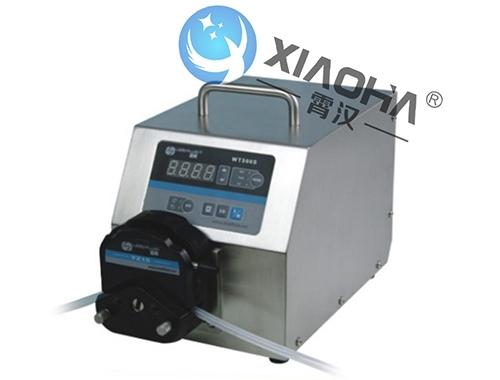WT300S基本调速型蠕动泵YZ15(25)泵头