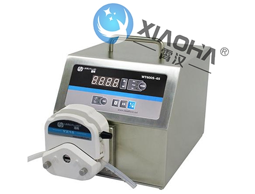 WT600S-65高防护调速型蠕动泵YZ15(25)泵头