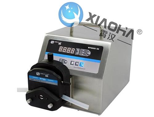 WT600S-65高防护调速型蠕动泵YT15(25)泵头