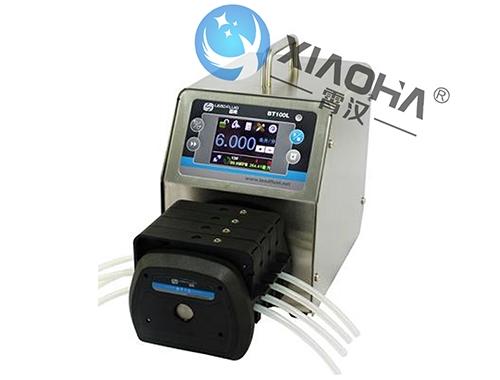 BT100L流量型智能蠕动泵DT泵头