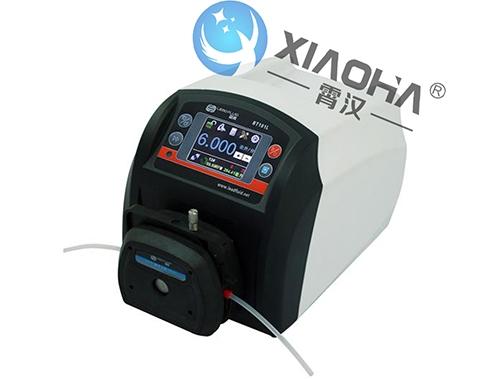 BT101L流量型智能蠕动泵DT泵头